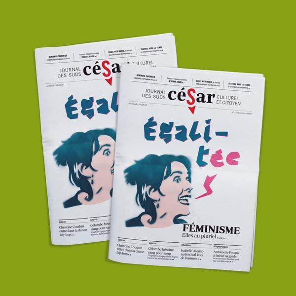 visuel Journal César n°325